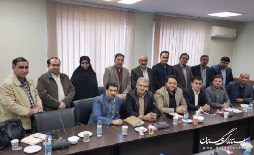 برگزاری آموزش های تخصصی برای معاونین فرمانداران گلستان