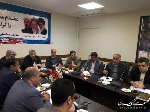 برگزاری اولین جلسه شورای سیاستگذاری هفته پژوهش وفناوری استان