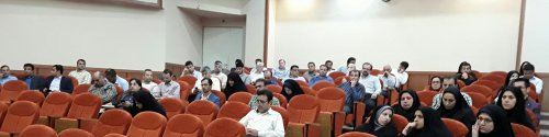 برگزاری دوره آموزشی انتخابات( تهدیدها و فرصتها) در ستاد استانداری