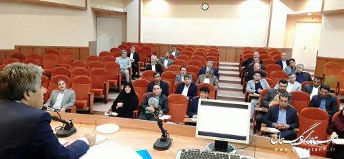 دومین دوره  آموزشی آشنایی با امور اجرایی و نحوه برگزاری انتخابات یازدهمین دوره مجلس شورای اسلامی