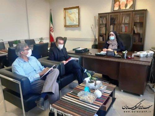 سیستم شورای نظام پذیرش و بررسی پیشنهادات استانداری بارگذاری و اجرا گردید